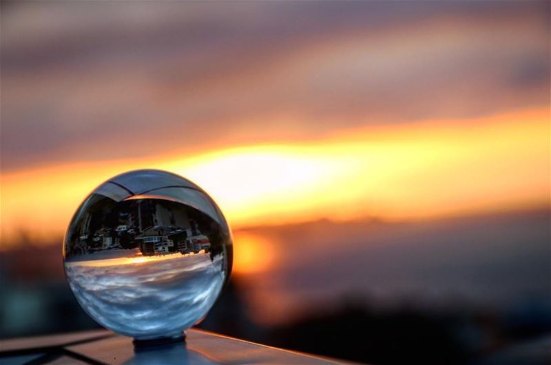 Cherish every sunset!!••••• photooftheday picoftheday photography ... (Naccache)