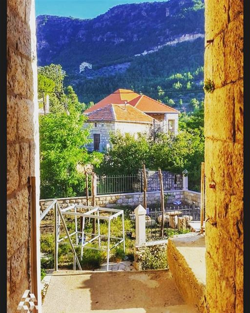 houses okdhouses lebanon villages towns travel traveltheworld ... (Douma, Liban-Nord, Lebanon)