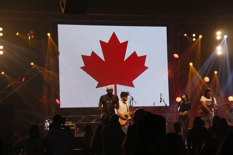 canada in lebanon lebanese canadien fest beirut forumdebeyrouth ... (Forum de Beyrouth)