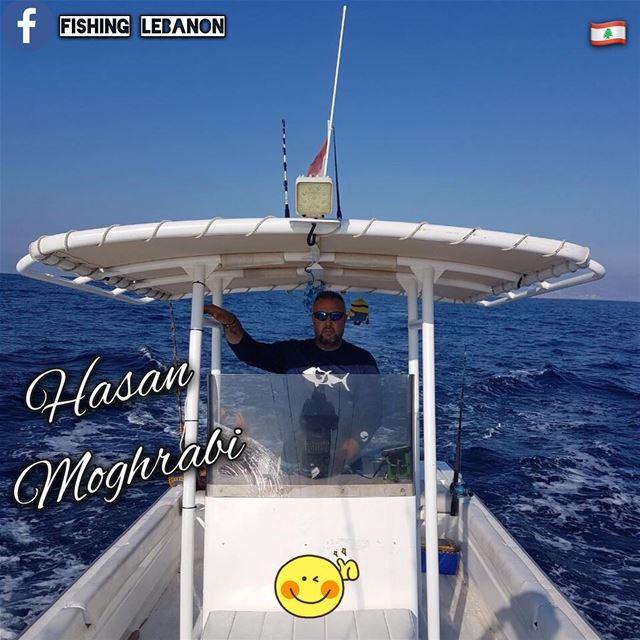 @dj_toughguy & @fishinglebanon - @instagramfishing @jiggingworld @gtbuster... (Beirut, Lebanon)