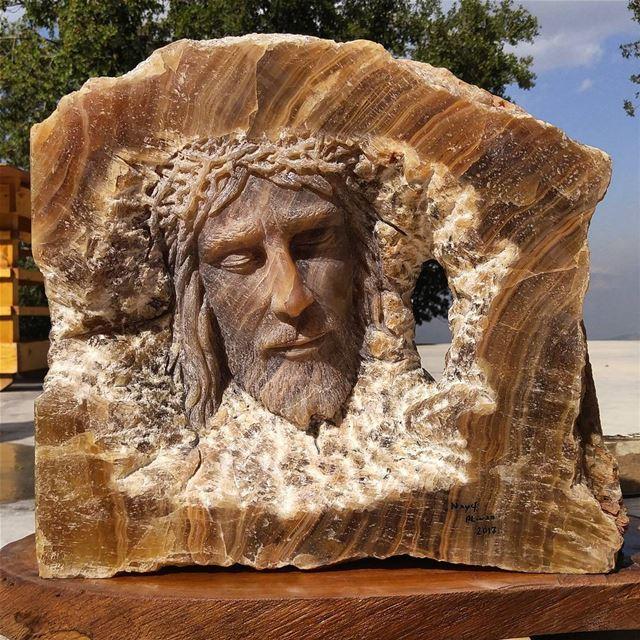 nayef_alwan art artist sculptor statue details saint sculpture ...