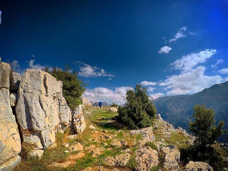 Listen to many .. Trust few. 🔗 natureoftheplanet1 lebanoninapicture ... (Mount Lebanon Governorate)