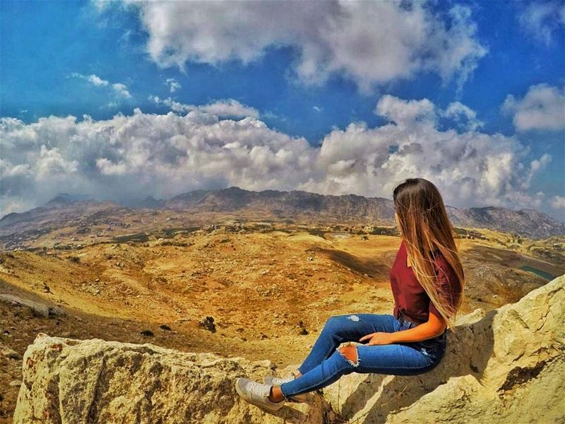 Find me where the wild things are .... livelovelebanon onlyinlebanon... (Akoura, Mont-Liban, Lebanon)