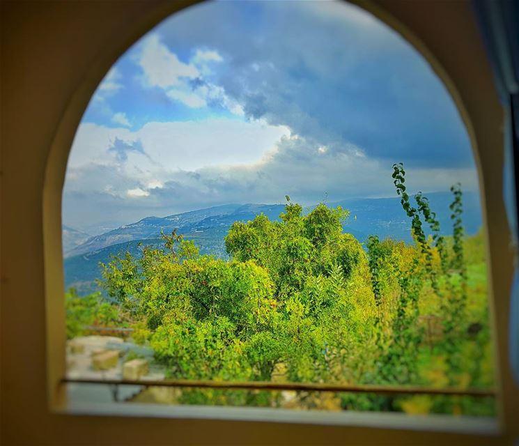autumn autumn🍁 kfarkatra chuf chouf lebanon ... (Kfar2atra Chouf)
