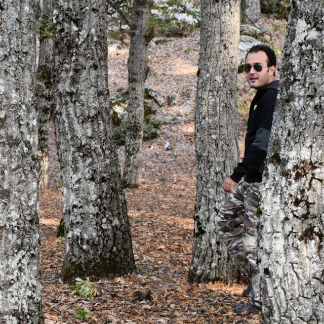 The forest walk 🍂🍁••••••••••••••••••••••• nature hiking hikers ... (`Akkar, Liban-Nord, Lebanon)