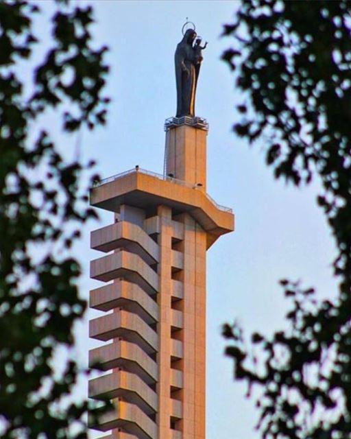 Norte Dame de zahle. zahle lebanon... (Zahlé, Lebanon)