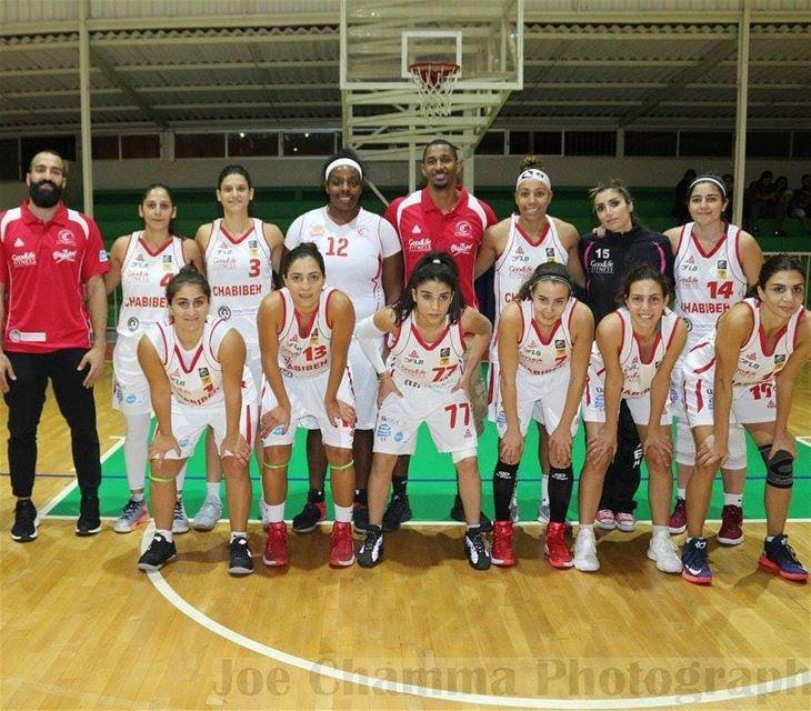 My girls. wlbl lebanon firstdivision chabibeh ... (Chabibeh Sporting Club)