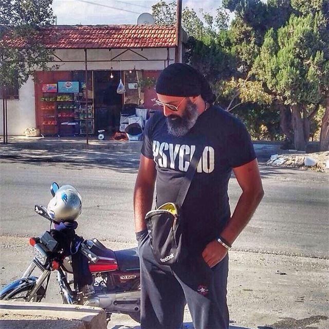 To Kobayat☺️ me pshyco beard lebanon hiking igers photooftheday ...
