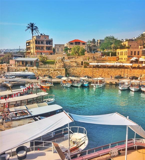 Beautiful Byblos ❤ lebanon nature naturelovers natureporn landscape ... (Byblos, Lebanon)
