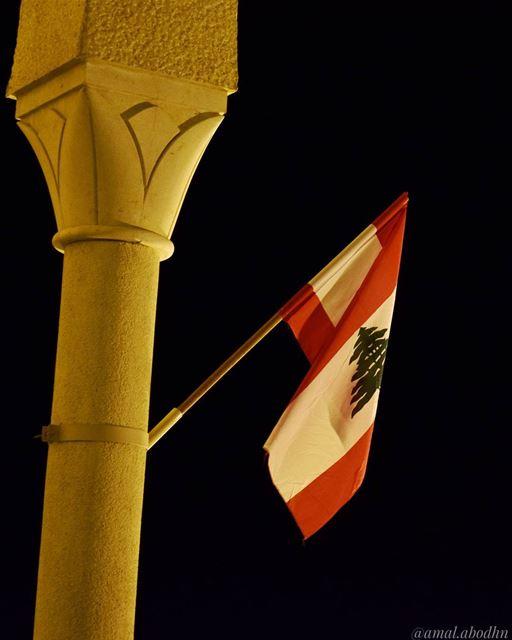 لنا هنا وطن،،، ارضٌ تحبنا ونحبها.... استقلال_74 lebanon photography ... (Dar Hasbaya - دار حاصبيا)