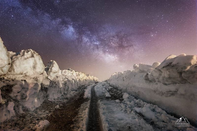 The Road To The Milky Way. night_photography long_exposure stars sky ...