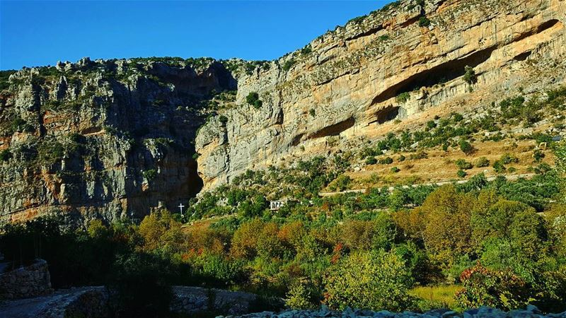 beautiful instanaturelover instanature mountains landscape mountain ... (Tannourine)