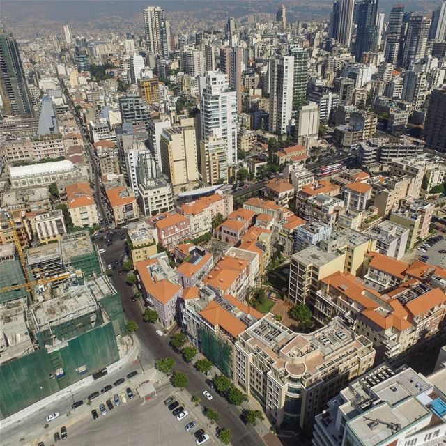 Village in downtown beirut  saifivillage.......... lebanon ... (Saifi Village)