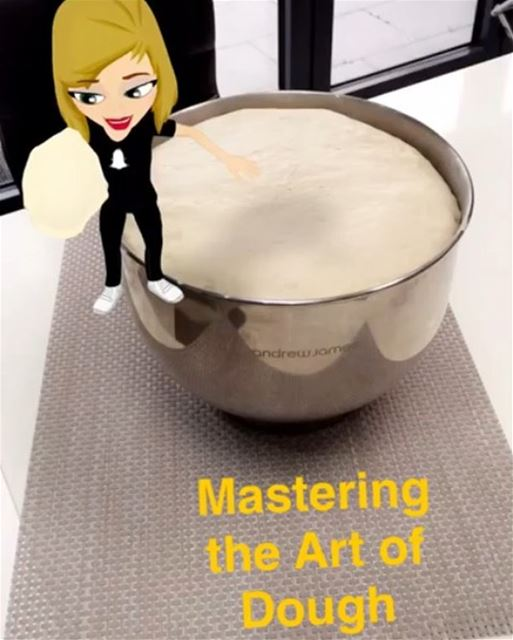 Za3tarino's Chef 👩‍🍳 👨‍🍳 mastering the Art of Dough😊  food...