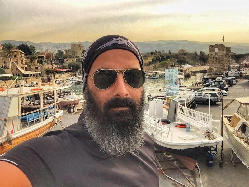Day 49, from Jbeil to Nahr Ibrahim massiratwatan jbeil me lebanon ... (Byblos - Jbeil)