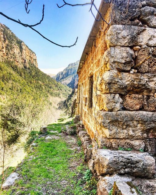 Breath ... 🍃🍂 lebanon throwback weekend instagood wanderlust ... (Bcharré, Liban-Nord, Lebanon)