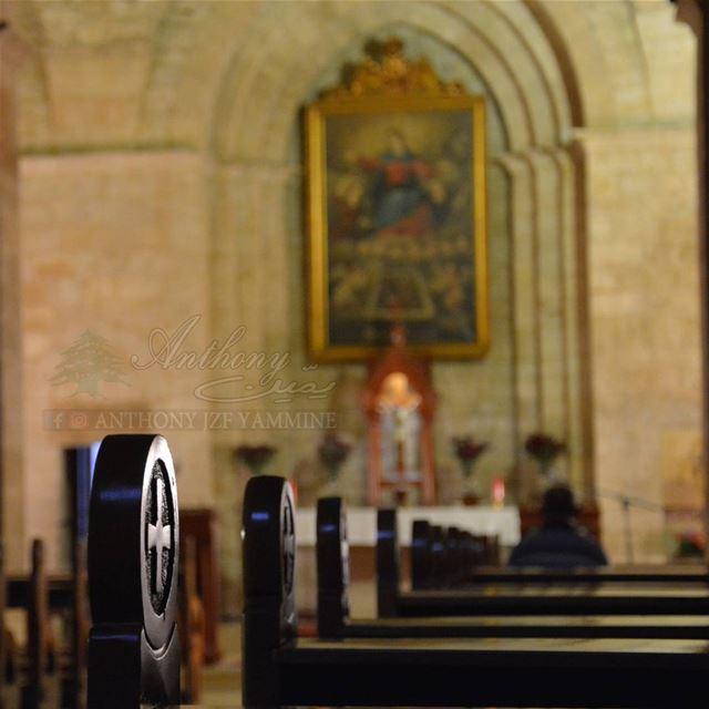 Church Of Saydet Zgharta zgharta zghartaehdenphotography ...