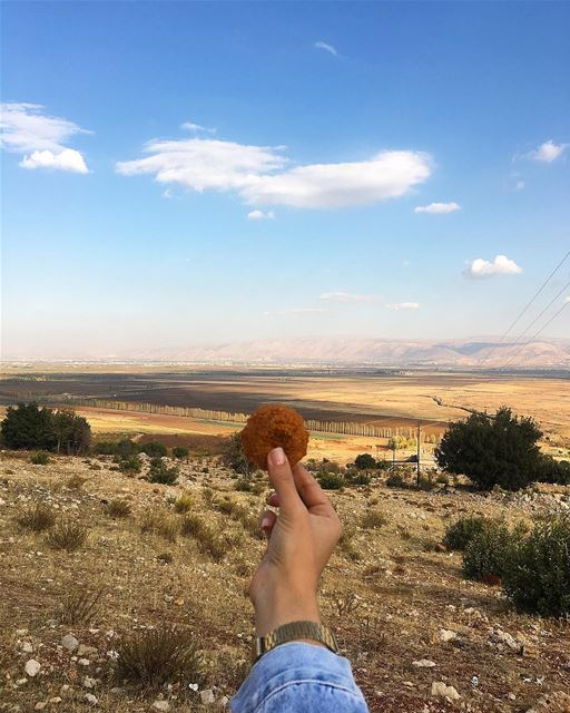 F.F.F. { Falafel•For•Friday }⁉️ falafel friday tgif food bekaa ... (West Bekaa)