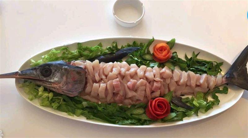 صباح الخير من مطعم سمكة جرجي الضيعة...@samketgergedayaa anfehalkoura ... (Dubai, United Arab Emirates)
