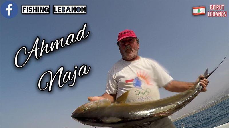 @ahmadnaja & @fishinglebanon - @instagramfishing @jiggingworld @gtbuster @o (Beirut, Lebanon)