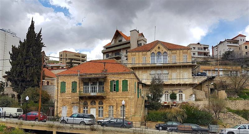 Lovely city zahle. zahle zahleh lebanon oldhouse زحلة لبنان (Zahlé, Lebanon)