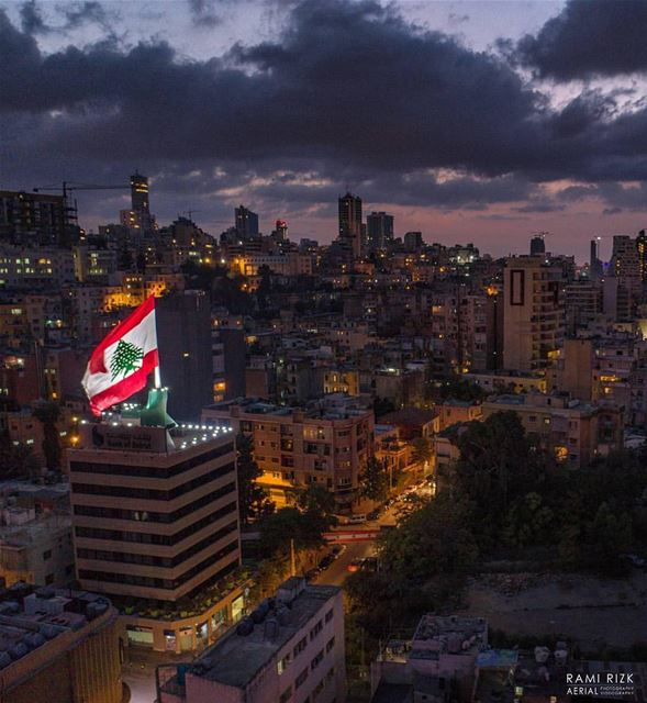 """LEBANON IS MORE THAN A COUNTRY, IT IS A MESSAGE"" 🇱🇧By @rami_rizk89 ... (Beirut, Lebanon)"