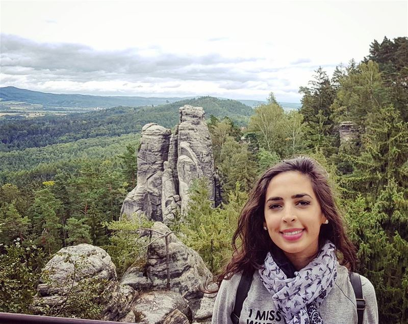 girl at the bohemianparadise 🌿 bohemia paradise perfect mountains ... (Bohemian Paradise)