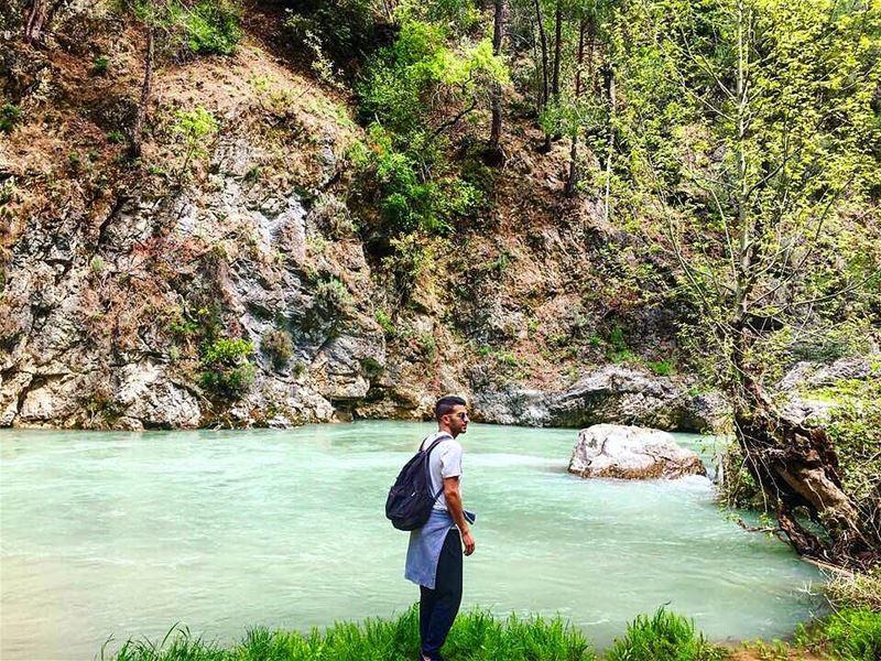 🇱🇧🌲🌿🌲🌿🇱🇧 vacation trip lake river nature naturephotography travel... (Chouwen)