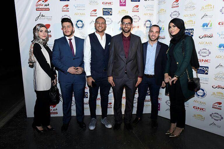 Congrats @maythamkassir 🎉▶️ AlarabyTv Team honoring Ceremony ... (جونية - Jounieh)