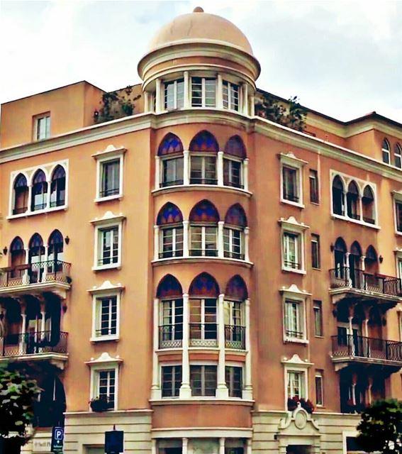 If a building becomes architecture, then it is art ~ Arne JacobsenGood... (Saifi Village)