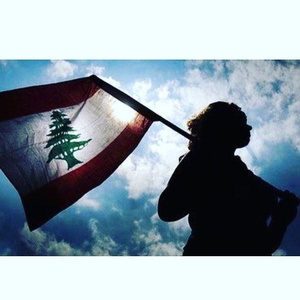 نحنا مش عايشين بلبنان لبنان عايش فينا mylebanon happyindependeceday 🇱� (جونية - Jounieh)