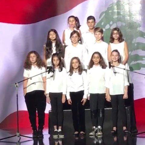 برمنا كل البلدان و احلى من لون ترابك ما لقينا يا لبنان taniakassis song... (Beirut, Lebanon)