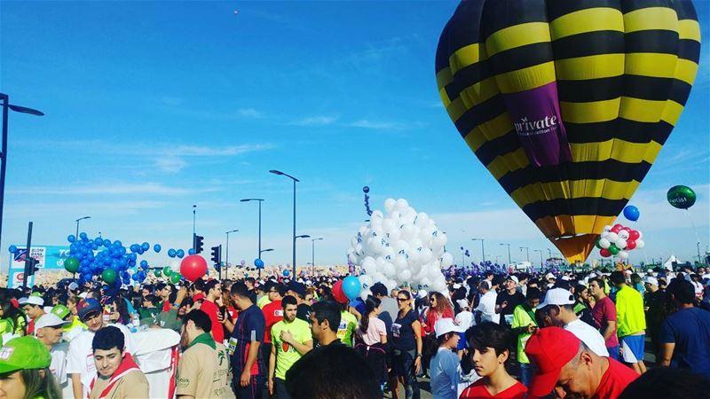 beirutmarathon2017 livelovelebanon Lebanon lebanon_hdr hd_lebanon ... (Downtown Beirut)