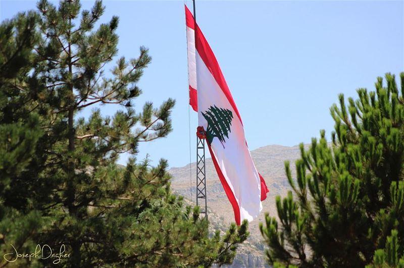 ❤️ لبناني وافتخر ❤️... (Saydet El Hosn - Ehden)