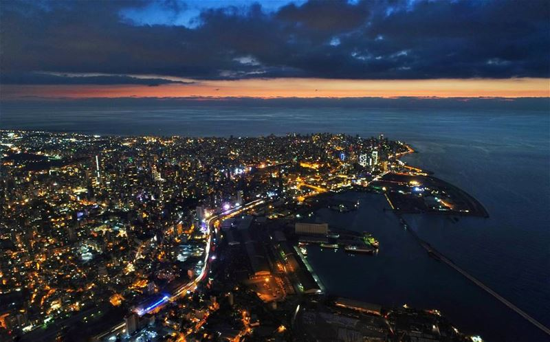 B E I R U T ❤... AboveLebanon Lebanon LiveLoveBeirut ...
