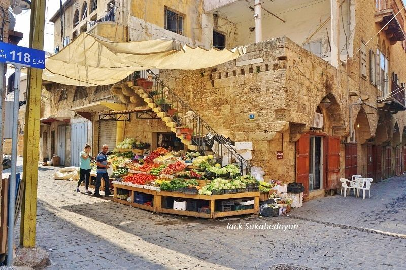 Batroun Old Souk Batroun oldsouks northlebanon livelovebatroon ...