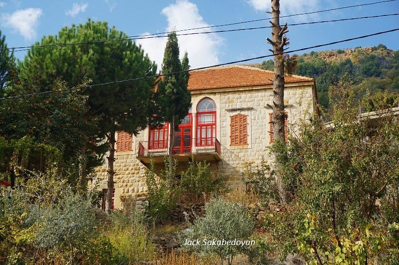 Qartaba qartaba mountlebanon montliban oldhouse ...