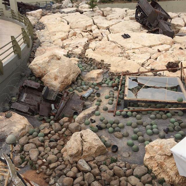كفرفيلا iqlimaltuffah hezbollah mleeta hezbollahmuseum ... (Mleeta Tourist Landmark)