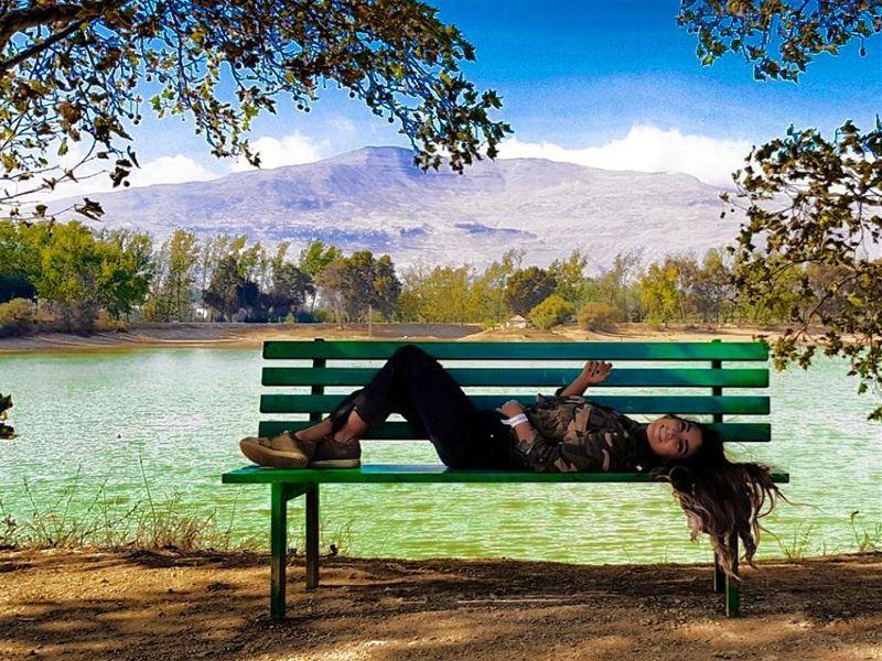 I'm grateful for the simple joys of life . . . . livelovelebanon ... (Deïr Taanâyel, Béqaa, Lebanon)