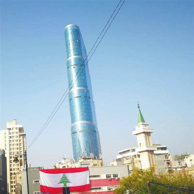 Good morning 🇱🇧🇱🇧🇱🇧 daytime work nosleep goingout nobed ... (Lebanon Beyrouth Beirut Achrafieh)