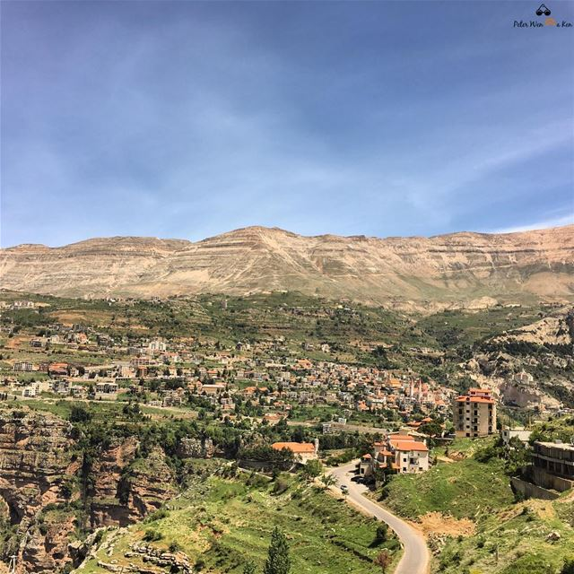 The most beautiful view is the one i share with you! ❤️ peterwenmaken ... (Bcharreh, Liban-Nord, Lebanon)