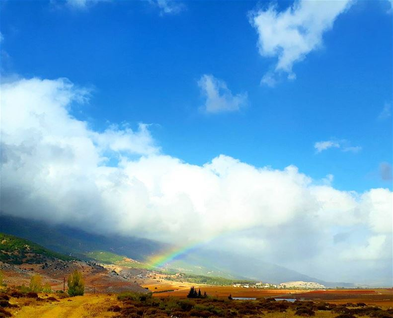 The Greater your storm, the Brighter your ... (`Ana, Béqaa, Lebanon)