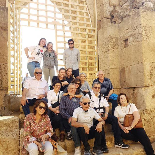 Visiting the sidon sea catle. tourleb tourlebanon lebanontouristicsites... (Sidon Sea Castle)
