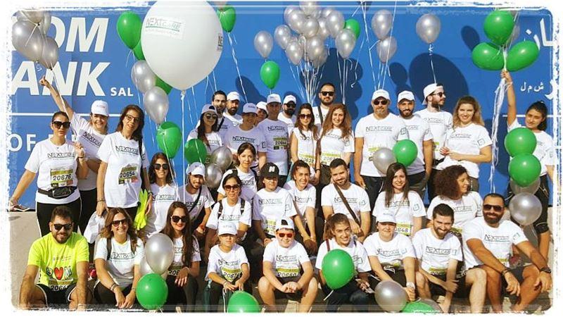 nextcare beirutmarathon2017 beirutmarathon 2017 15yearsofrunning 8k ... (Beirut Marathon)