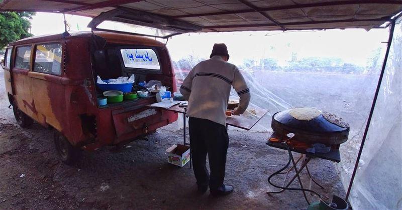 Breakfast at Abou CharbelAmchit amchit breakfast streetfood ... (Amchit)
