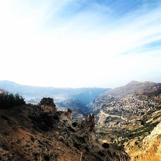 Remember to explore! extreme explore exploring nature lebanon ... (Bsharri, Cedars)