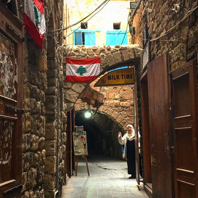 Happy Independence Day Lebanon! ❤️💚❤️🇱🇧🇱🇧🇱🇧❤️💚❤️ sidon liban ... (Sidon, Lebanon)