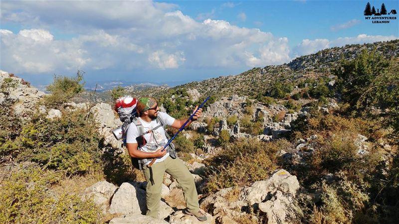 Rocking the mountains 🗻-------------------------------------------------- (Lebanon)