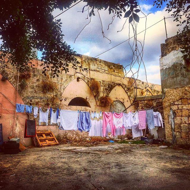 Pink laundry 💖 livelovelebanon ... (Batroûn)