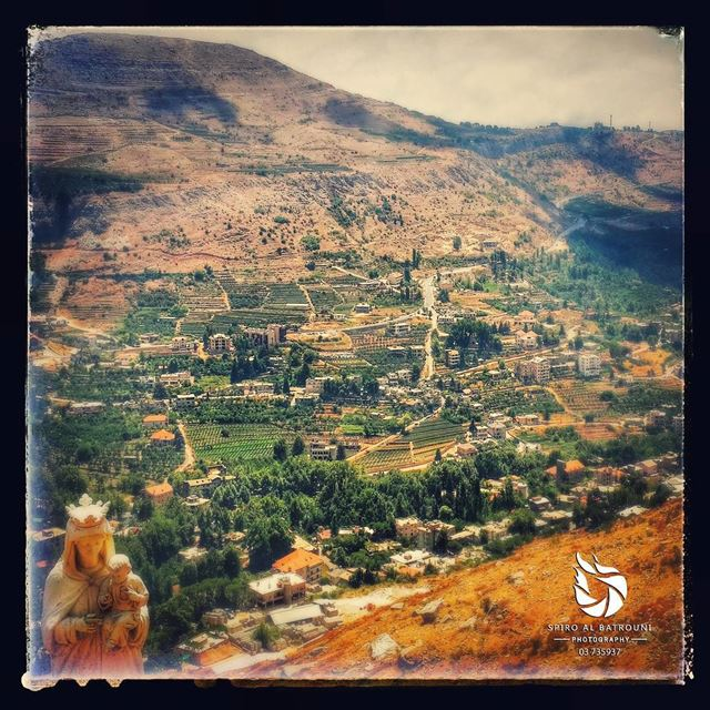 Good morning from Faraya !!!City of peace 💚........... (Faraya, Mont-Liban, Lebanon)